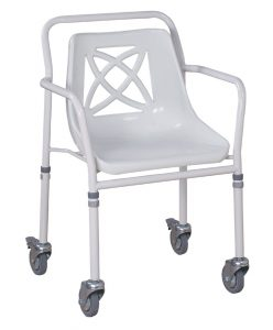 shower chair with wheels shower chair w wheel sc