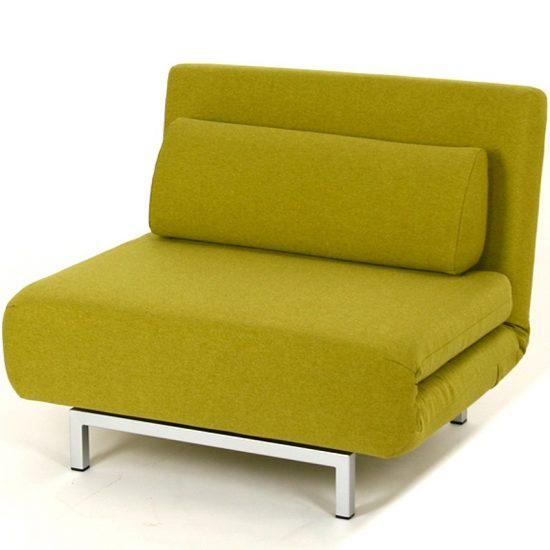 single sleeper chair