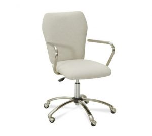 small swivel chair airgo swivel desk chair c