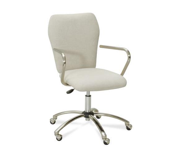 small swivel chair