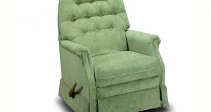 small swivel chair small wall hugger recliner