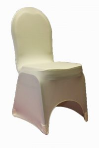 spandex chair covers spandex chair cover ivory