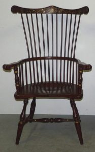 spindle back chair s l