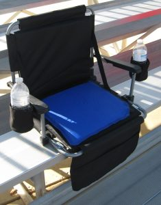 stadium chair with back stadium seat