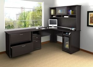 stand up chair fascinating sectional modular desks home office which has big drawers and cabinets also small apple monitor in the corner placed near big window