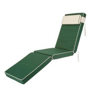 steamer chair cushion luxury steamer deck chair cushion green
