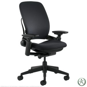 steel case chair steelcase leap chair open box clearance