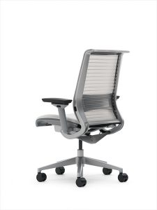 steelcase office chair steelcase think lumbar support