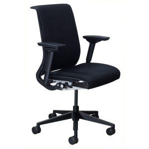 steelcase think chair steelcase think blackgrain