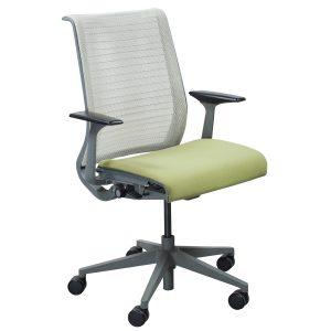 steelcase think chair steelcase think pistachio