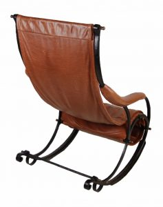 stickley rocking chair aug l