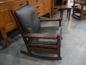 stickley rocking chair gusrkr
