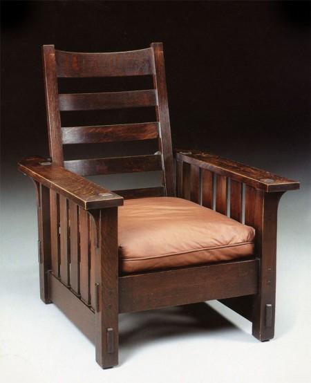 stickly morris chair