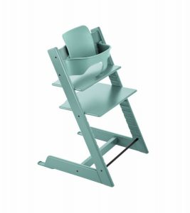 stokke high chair stokke tripp trapp high chair baby set aqua blue