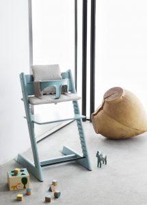stokke tripp trapp high chair tripp trapp aqua blue
