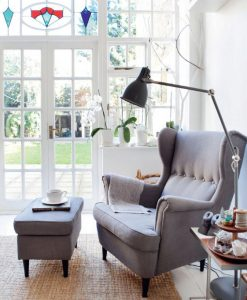 strandmon wing chair orig