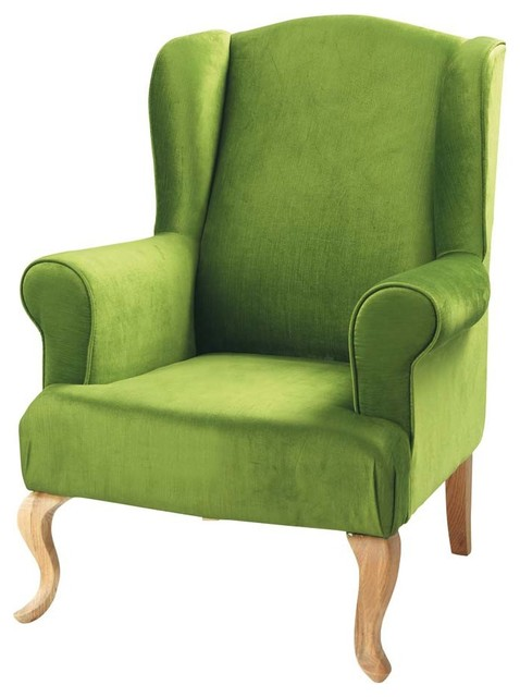 swivel arm chair