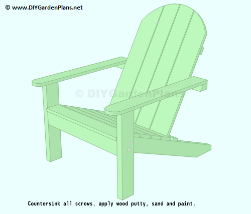 Tall Adirondack Chair Plans Bangkokfoodietour Com