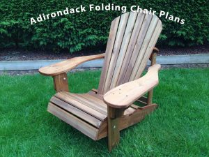 tall adirondack chair plans foldingplanchair