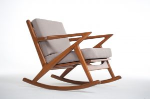 target rocking chair kennedy mid century modern rocking chair
