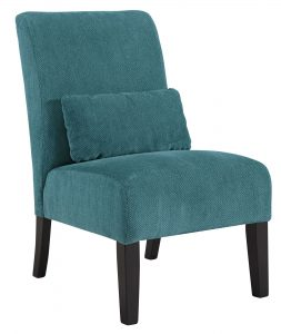 teal accent chair sw