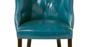 teal accent chair product