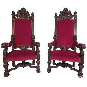 throne chair for sale l