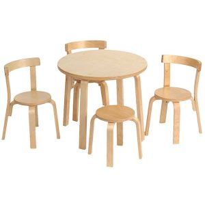 toddler table and chair s toddler table chair set natural