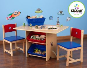 toddlers chair and table set kk