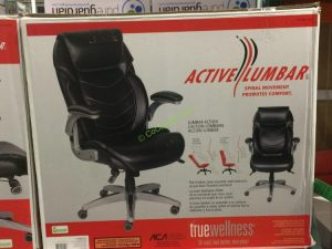 true innovations active lumbar chair costco true innovations active lumbar chair box