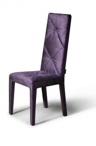 tufted leather dining chair eva dining chairs