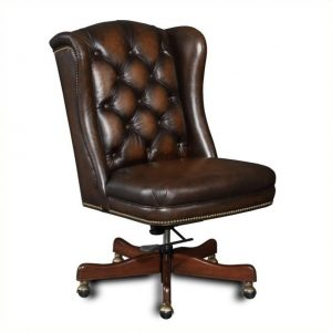 tufted office chair l