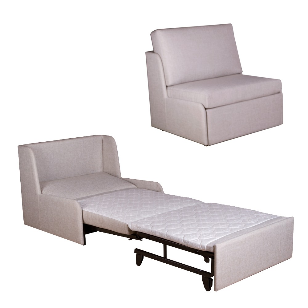 twin bed chair