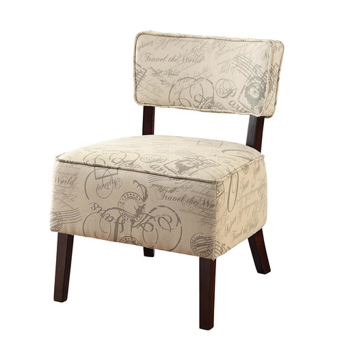 unique accent chair