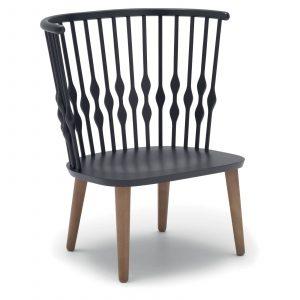 upholstered swivel chair kezu andreuworld nub
