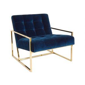 velvet accent chair brd navychair d cc e f a