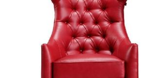 velvet tufted chair european style living room sofa furniture leather art sofa back of chair lazy sofa dark red