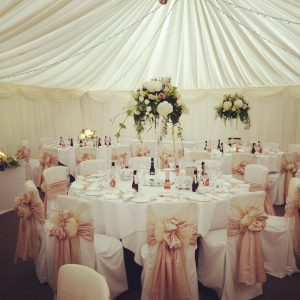 wedding chair sashes img