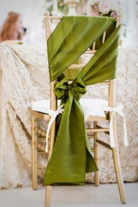wedding chair sashes wedding chair sash