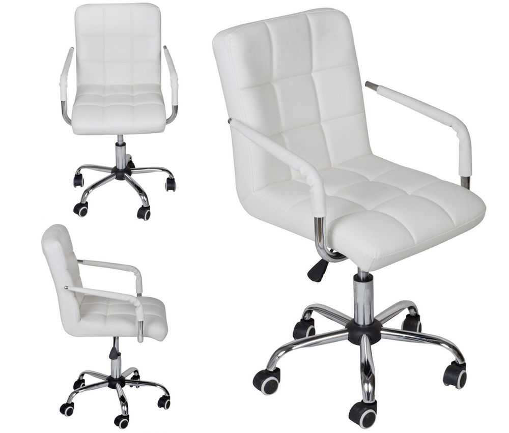 white computer chair s l