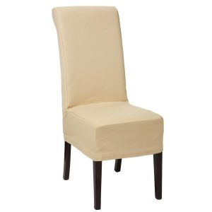white dining chair dining room table and chairs