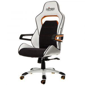 white gaming chair gagc g