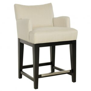 white leather dining chair interior black wooden stool with white leather arm rest also back and seat combined with foot rest swivel bar stools with arms x