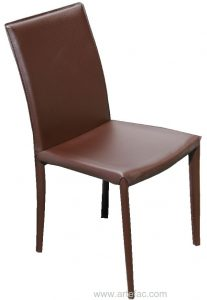 white leather dining chair sr brown leather dining chair