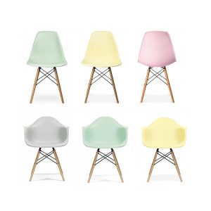 white metal dining chair original dining chairs spring pastels
