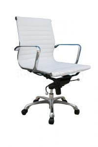 white office chair comfylowbackwhite