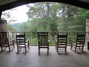 white porch rocking chair fb b