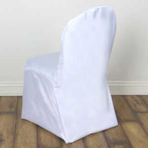 wholesale chair covers chair banq wht