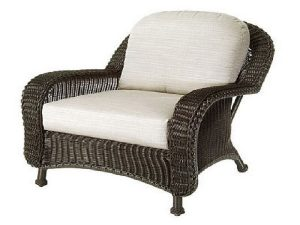 wicker chair cushions classic wicker lounge chair with cushions