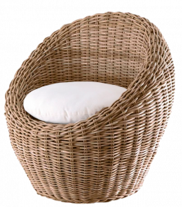 wicker chair repair basket chair clipart